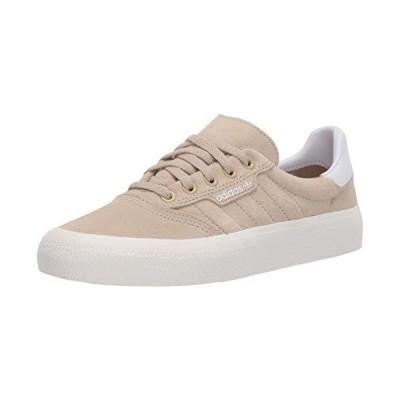 adidas Originals Men's 3MC Regular Fit Lifestyle Skate Inspired Sneakers Shoes, Savannah/ftwr White/chalk White, 5.5 M US