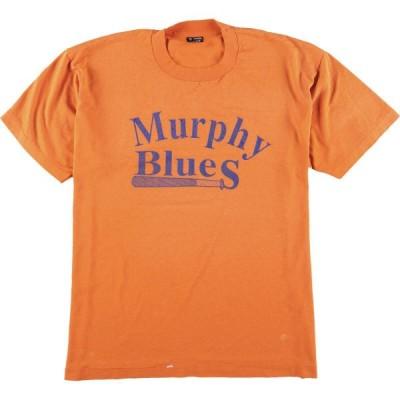 90年代 フルーツオブザルーム FRUIT OF THE LOOM プリントTシャツ USA製 メンズXL ヴィンテージ /eaa159722