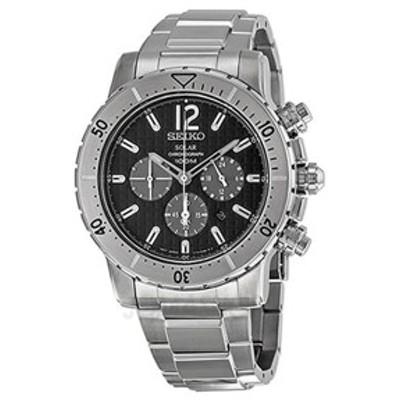【並行輸入品】海外SEIKO 海外セイコー 腕時計 SSC223P1 メンズ クロノグラフ ソーラー