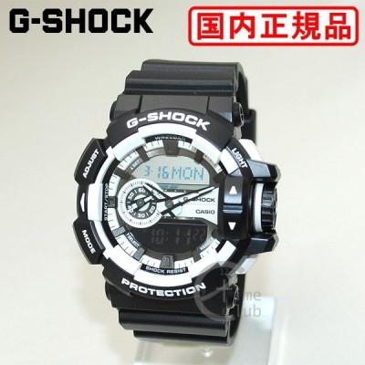 国内正規品 CASIO(カシオ) G-SHOCK(Gショック) GA-400-1AJF 時計 腕時計