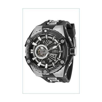 Invicta S1 Rally Automatic Black Dial Open Heart Men's Watch 28864並行輸入品