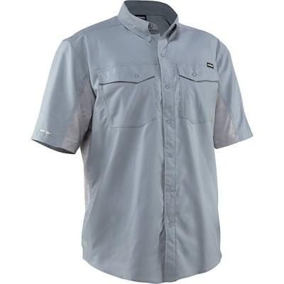 エヌアールエス シャツ メンズ トップス NRS Men's Guide SS Shirt Quarry S20