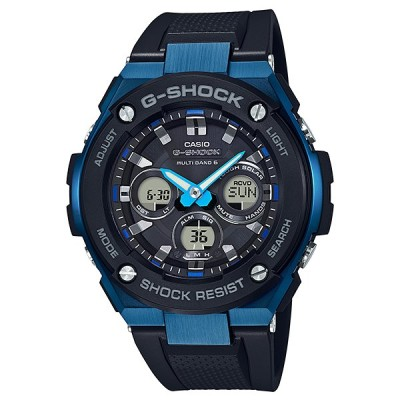 取寄品 CASIO腕時計 カシオ G-SHOCK ジーショック アナデジ アナログ&デジタル GST-W300G-1A2JF 人気モデル メンズ腕時計 送料無料