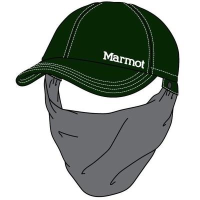 マーモット(Marmot) Face Guard Cap フェイスガードキャップ TOARJC40-GR ユニセックス