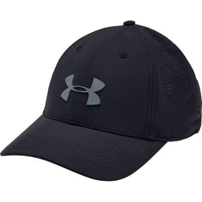 アンダーアーマー Under Armour メンズ 帽子 Driver 3.0 Golf Hat Black/Pitch Gray
