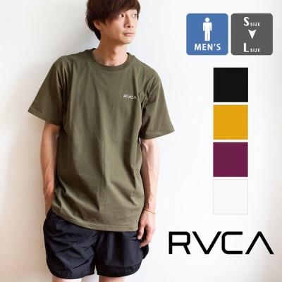 【 RVCA ルーカ 】 RVCA メンズ RVCA MC TEE S/S バックプリント 半袖 Tシャツ BA041-251 / 20SS
