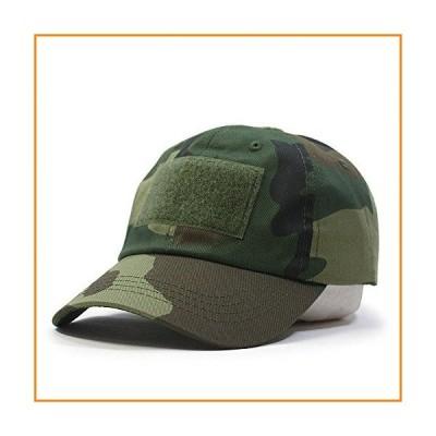 US Military Tactical演算子Adjustable Cap Withループパッチ カラー: グリーン【並行輸入品】