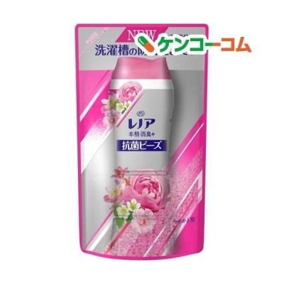レノア 超消臭 抗菌ビーズ リフレッシュフローラルの香り つめかえ用 ( 430ml )/ レノア
