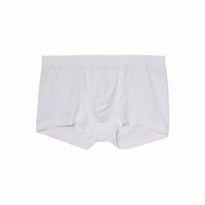 ハンロ Hanro メンズ ボクサーパンツ インナー・下着 Micro Touch Boxer Brief White