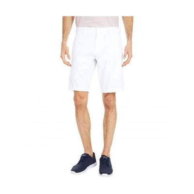 BOSS Hugo Boss ボス メンズ 男性用 ファッション ショートパンツ 短パン Litt Shorts - White