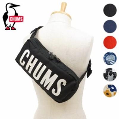 チャムス CHUMS 斜め掛け エコ チャムスロゴ ウェストバッグ Eco CHUMS Logo Waist Bag [CH60-2558 SS20] メンズ・レディース ボディバッ