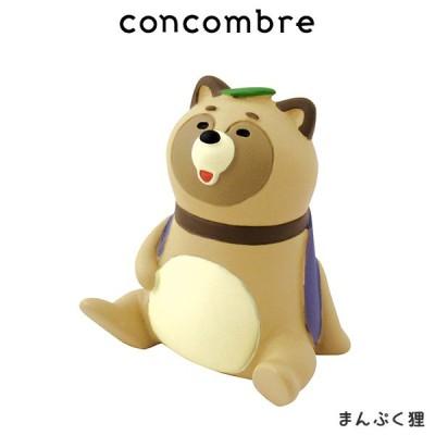 concombre コンコンブル お月見 まんぷく狸