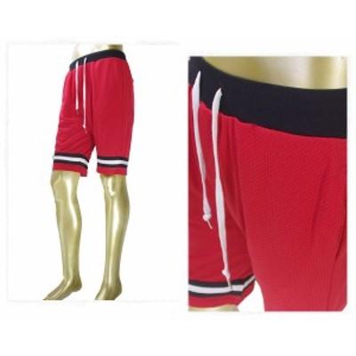エイチレム ミュジアム Mesh Short Pants ライン バスケット メッシュ パンツ メンズ H REM MUSEUM 【827-002 メッシュS/P】
