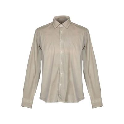 アルテア ALTEA シャツ サンド 42 コットン 97% / ポリウレタン 3% シャツ