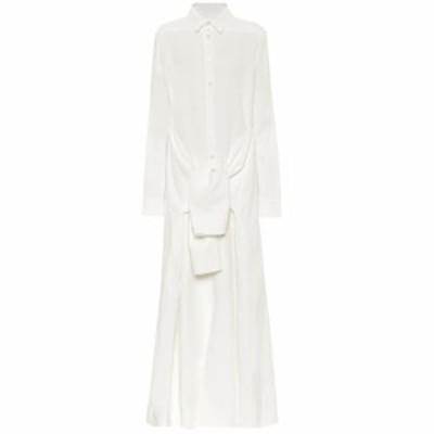 ジル サンダー Jil Sander レディース ワンピース シャツワンピース ワンピース・ドレス Linen shirt dress Natural