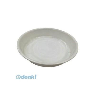 あすつく対応 「直送」 アイリスオーヤマ  HUMD9W 鉢受皿中深型 ホワイト 9号