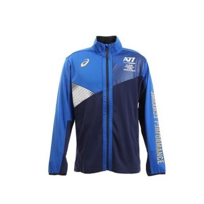 アシックス(ASICS) A77トレーニングジャケット 2031B652.400 オンライン価格 (メンズ)
