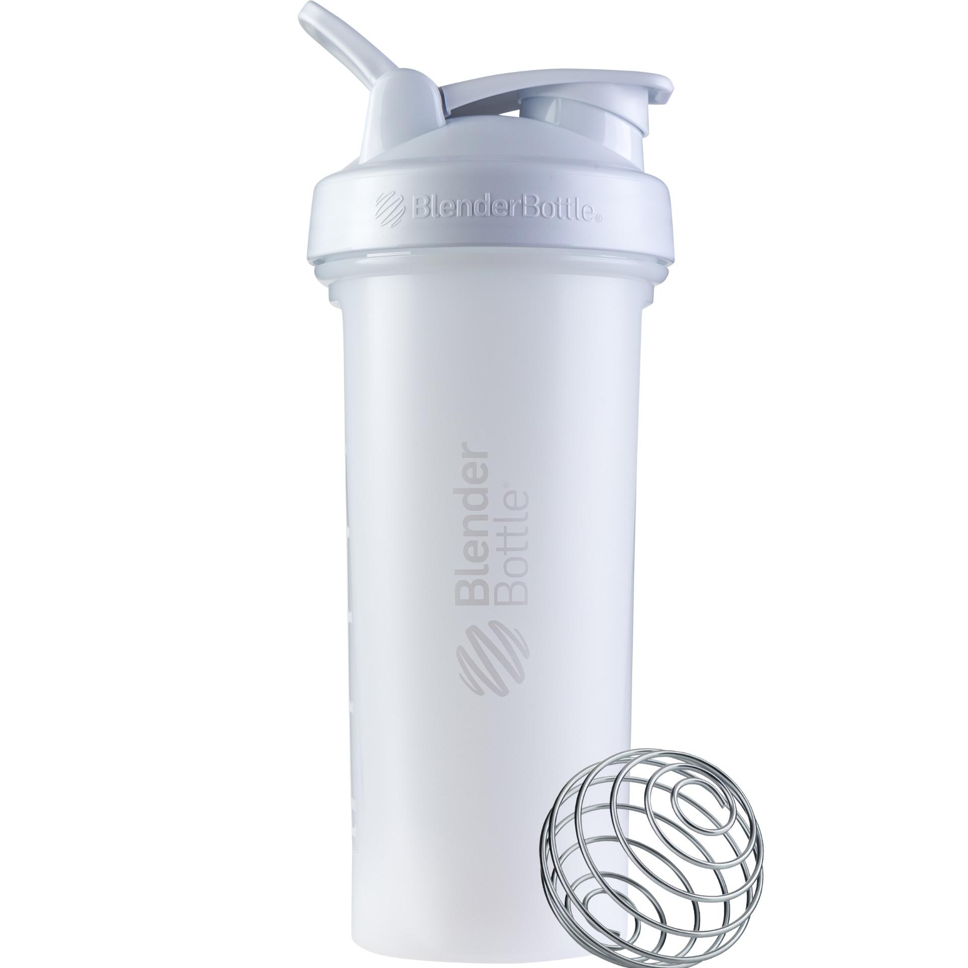 [Blender Bottle] 第2代Classic搖搖杯(830ml/28oz)-雪白