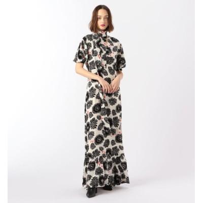 【トゥモローランド/TOMORROWLAND】 Rodebjer Meadow Poppy Long Dress