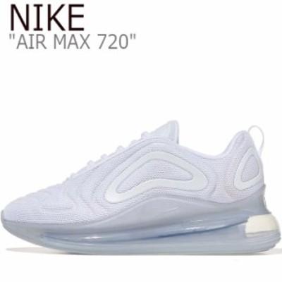 ナイキ エアマックス スニーカー NIKE メンズ レディース AIR MAX 720 エア マックス 720 WHITE ホワイト AO2924-100 シューズ