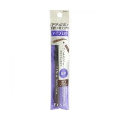 エルシア プラチナム 鉛筆 アイブロウ ライトブラウン BR3011.1g