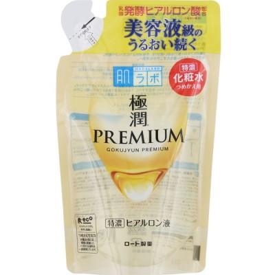 ロート製薬 肌ラボ 極潤プレミアム ヒアルロン液 詰め替え 170ml 化粧水・ローション