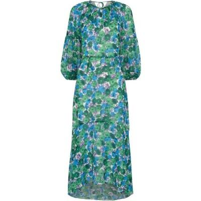 ホイッスルズ Whistles レディース ワンピース ワンピース・ドレス Alva Zinnia Floral Dress Blue/Multi