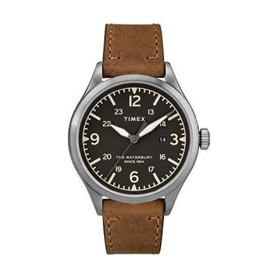 Waterbury Originals Modern Unisex Watch / Black【並行輸入品】