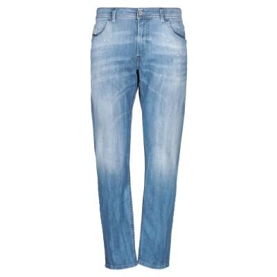 ディーゼル DIESEL ジーンズ ブルー 29W-30L コットン 98% / ポリウレタン 2% ジーンズ