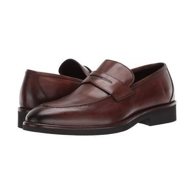 J&M Collection メンズ 男性用 シューズ 靴 ローファー Ridgeland Penny - Dark Brown