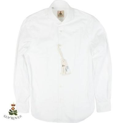 GUY ROVER ギローバー メンズ シャツ 2850W2410L 01 205 ホワイト