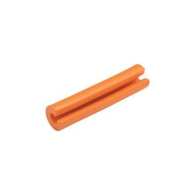 Panduit/パンドウイットコーポレーション  ラベルコア オレンジ (100個入) NWSLC-3Y