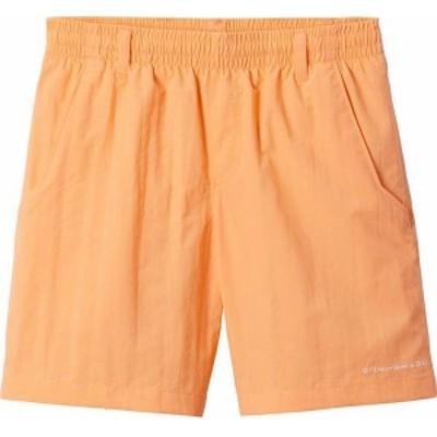 コロンビア メンズ ハーフパンツ・ショーツ ボトムス Columbia Boys' PFG Backcast Shorts Bright Nectar