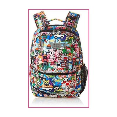 Ju-Ju-Be Tokidoki Collection Be Packed Backpack Diaper Bag, Sushi Cars並行輸入品
