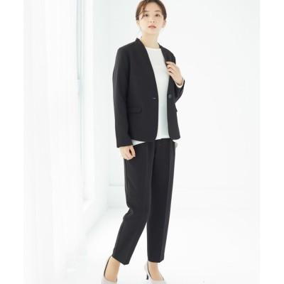 【ハニーズ】 カラーレスジャケット レディース ブラック S Honeys