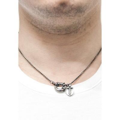 アンカーアンドクリュー ネックレス・チョーカー・ペンダントトップ レディース アクセサリー CLYDE  - Necklace - silver
