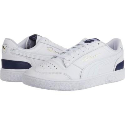 プーマ PUMA メンズ スニーカー シューズ・靴 Ralph Sampson Lo Puma White/Puma White/Puma White