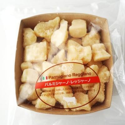 ハード セミハード チーズ パルミジャーノ レッジャーノ かち割り  DOP 24ヶ月熟成 100g イタリア産 毎週水・金曜日発送