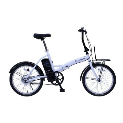 CITROEN シトロエン MG-CTN20EB TM-FDB200E カラー:ホワイト 20インチ電動アシスト折畳自転車 [代引不可]