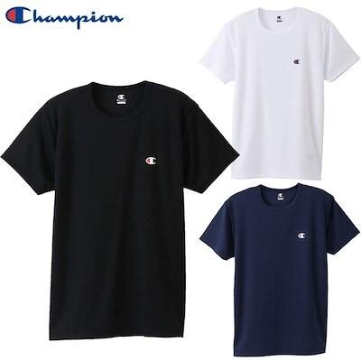 Champion(チャンピオン) CM1-P301S Tシャツ PE MESH CREW NECK