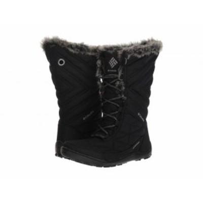 Columbia コロンビア レディース 女性用 シューズ 靴 ブーツ スノーブーツ Minx Mid III Black/Ti Grey Steel【送料無料】