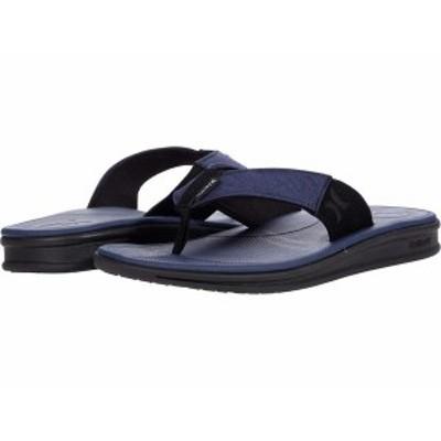 ハーレー メンズ サンダル シューズ Icon Flip-Flop Blue/Black