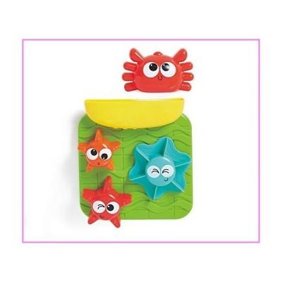 Kidoozie Spin 'n Spill Buddies Bathtub Toys【並行輸入品】