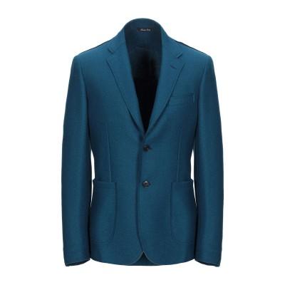 ブライアン デールズ BRIAN DALES テーラードジャケット ブルー 46 ウール 100% テーラードジャケット