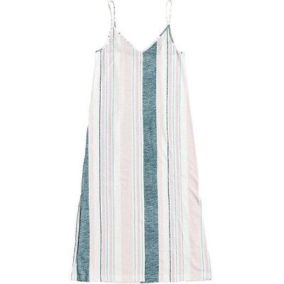 ロキシー ワンピース レディース トップス Roxy Women's Avila Beach Dress North Atlantic True Stripes
