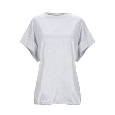 バランタイン BALLANTYNE T シャツ ライトグレー 42 コットン 100% T シャツ
