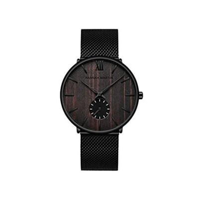 【新品・送料無料】RORIOS Men Watches Analog Quartz Watch Minimalist Ultra Thin Wrist Watch wi