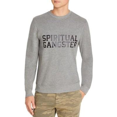 スピリチュアルギャングスタ メンズ パーカー・スウェット アウター Varsity Fleece Sweatshirt