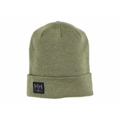 ヘリーハンセン メンズ 帽子 アクセサリー Kensington Beanie Army Green