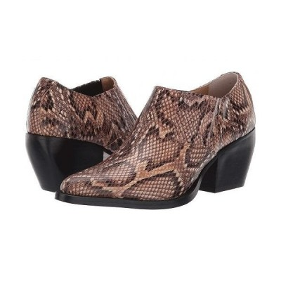 Tony Bianco レディース 女性用 シューズ 靴 ブーツ アンクルブーツ ショート Paris - Brown Multi Snake